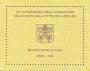 Euroset oficial de Vaticano 2009